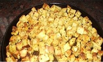 Foodies Delight   Picadillo de Papas (Potato Hash)