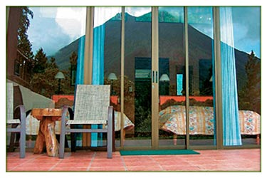 Spotlight Costa Rica! Arenal Observatory Lodge in Costa Rica   A Room With A View!