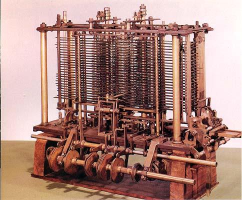 Joseph Marie Jacquard's alat tenun.