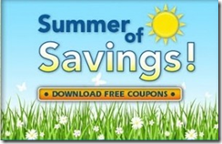 summer of savings