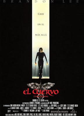 Ver Película El Cuervo Online Gratis (1994)