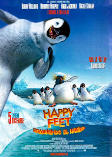 Poster de Happy Feet