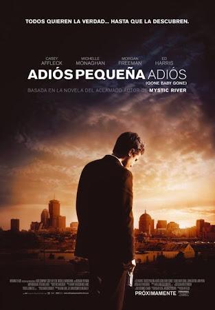 Poster de Adios Pequeña, Adios