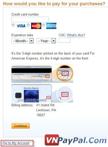 Cách Đăng Kí PayPal 2010 Để Bắt Đầu Giao Dịch Trực  Tuyến