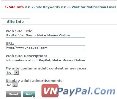 Kiếm Tiền Qua Blog Với Clicksor - Hỗ Trợ CPM, CPC, Popup, Inline-Ads