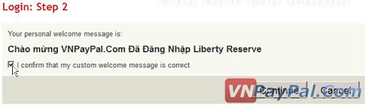 Đăng Kí Tạo Tài Khoản Liberty Reserve - Đăng Kí Trúng Thưởng 100 USD
