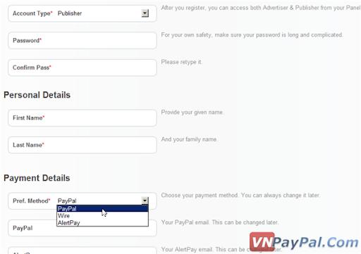 PopAds, Kiếm Tiền Với PopUp Từ Website Của Bạn