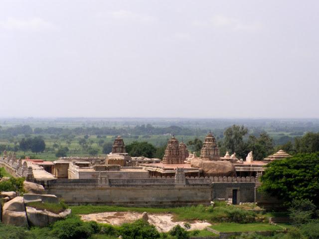 Lepakshi Temple, Anantapur - Andhra Pradesh