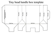 Tiny Beaded Handle