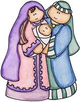 Joseph-Mary-Baby