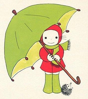 Emilie-sous-un-parapluie