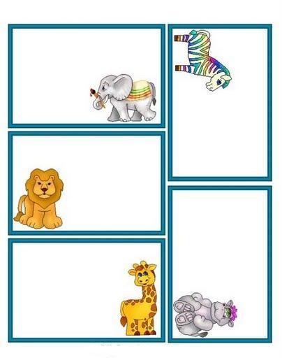 Etiquetas para poner nombre a los cuadernos | Colorear