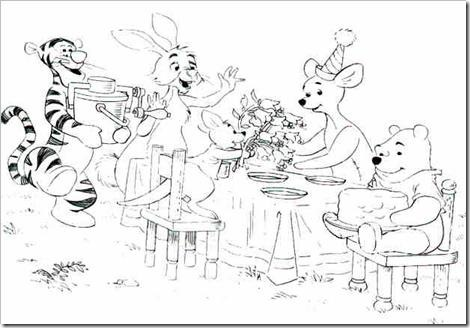 colorear tigger de winniee the pooh (11)