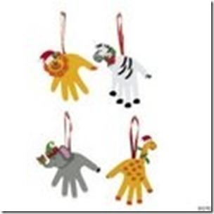 mano navidad animales[1]