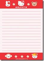 papel carta hello kitty blogcolorear (5)