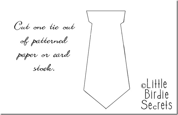 tie pattern half sheet