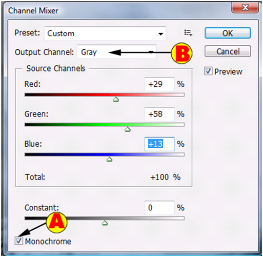 how to change channel presets fl12