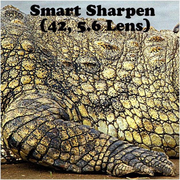 Smart Sharpen