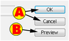 Extract Ok Cancel Preview Buttons