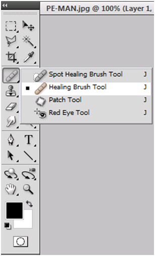 Healing Brush Toolbox