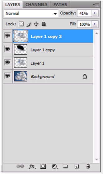 Copy Multiple Layer Contents