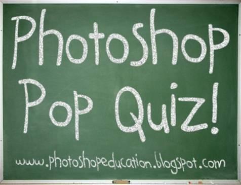 Pop Quiz #3