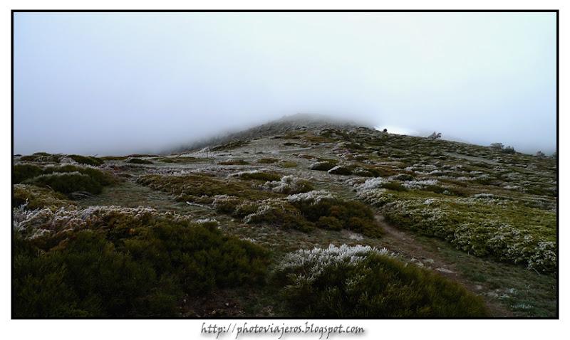Cerro Minguete desde Peña Bercial