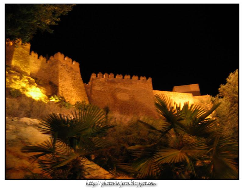 Exterior Alcazaba