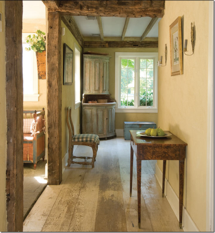 Antique French Living Swedish Country Interiors