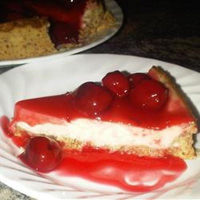 Cherry Cheezecake