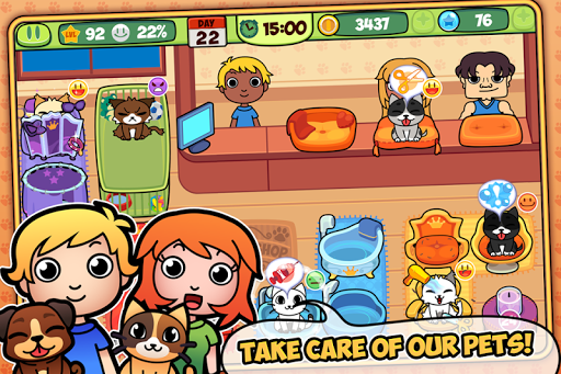 My Virtual Pet Shop - The Game - screenshot