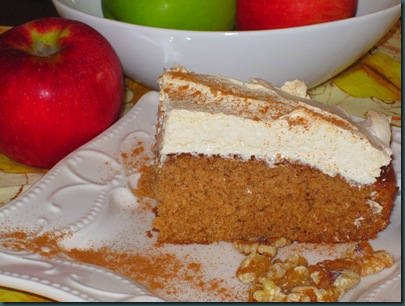 apple spice cake 150