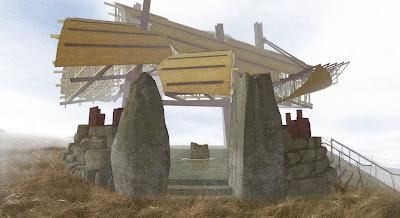 Pavilion for Oblivion