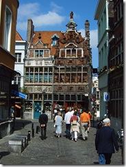 Фламандская архитектура