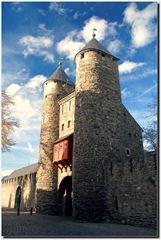 Башня Врата ада, Маастрихт