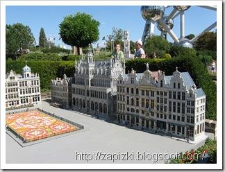 Брюссель, Мини-Европа
