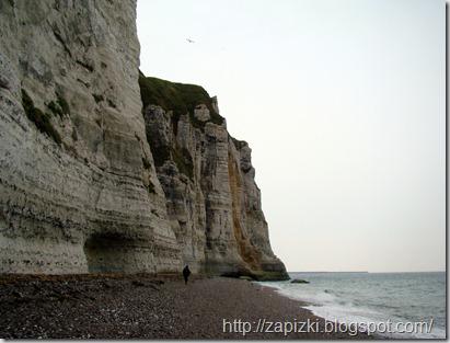 Известняковые скалы Ла-Манш