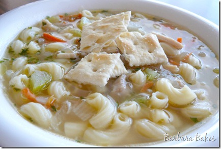 Great chicken noodle soup recipes