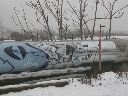 Rákos patak, Budapest,  blog,  street art, grafitti, falfirka, művészet