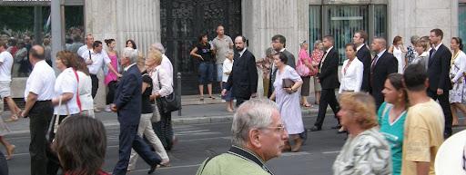 Budapest,  blog,  Bazilika,  Szent Jobb körmenet, belváros,  képek,  fotók, katolikus egyház,  augusztus 20, V. kerület