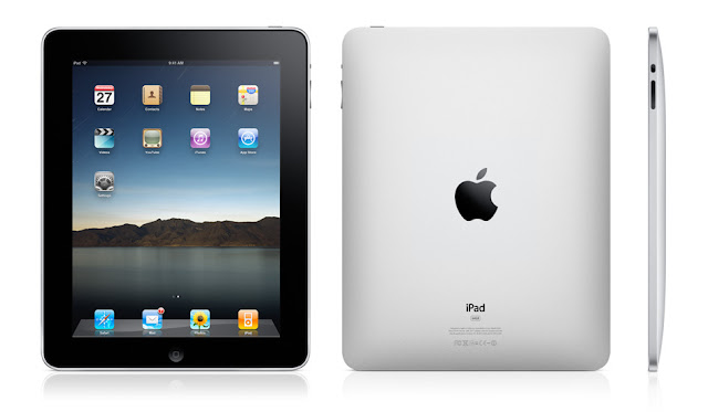 Apple I Pad Launches with 3G image