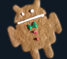 thumb image Android 2.3 Gingerbread with Near Field Communication Coming on Samsung Nexus S & Sony Ericsson X12/Anzu