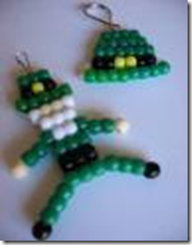 beaded leprechaun