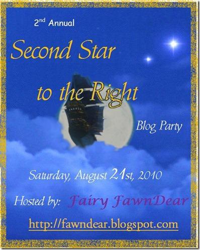 Second Star invite