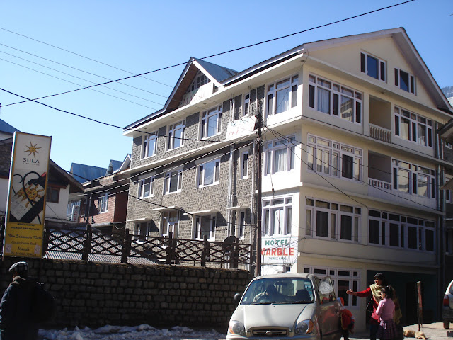 Hotel Marble Manali