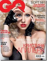 Christina Aguilera GQRussia 2010_1