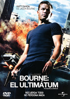 Bourne el Ultimatum (2007)