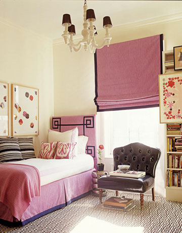 ... this room primarily because I am completely in love with that headboard.