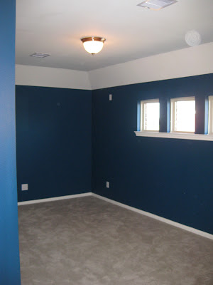 Odi et amo paint your house blue for Benjamin moore slate grey