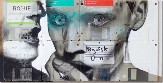 Arte com disquetes more freak show blog (9)
